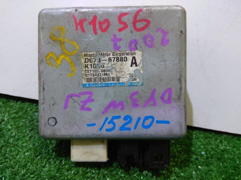 Блок управления рулевой рейкой Mazda Demio DY3W ZJ D673-67880 блок управления рулевой рейкой EPS