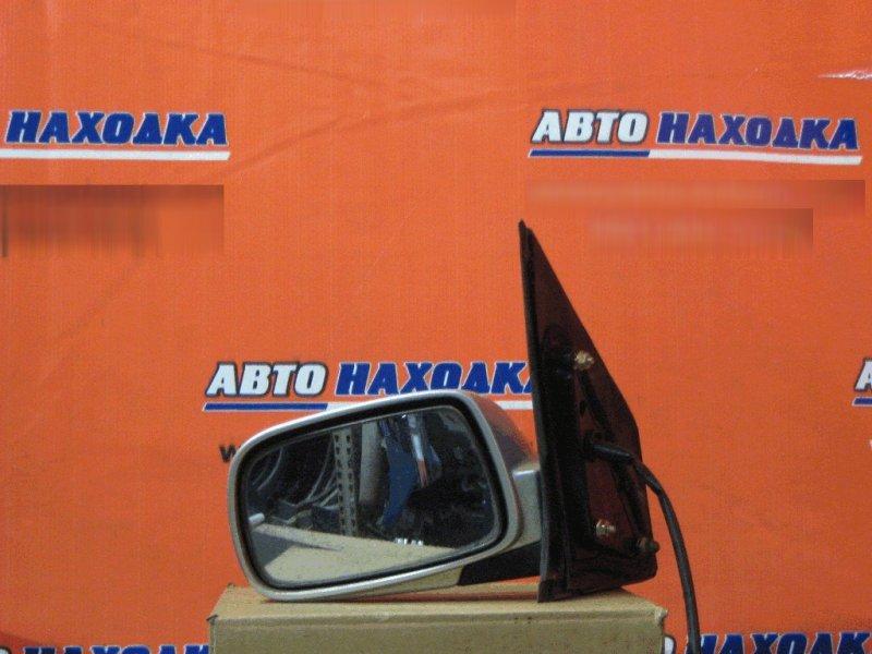Зеркало Daihatsu Yrv M201G K3-VE переднее левое 10.05.13 на двери