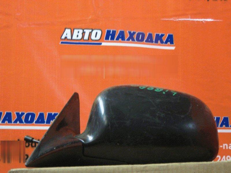 Зеркало Mitsubishi Libero CD2V 4G15 переднее левое 10.05.13 на двери