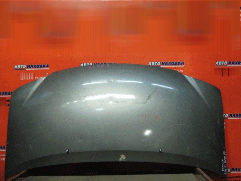 Капот Toyota Grand Hiace KCH16W 1KZ-TE без планки