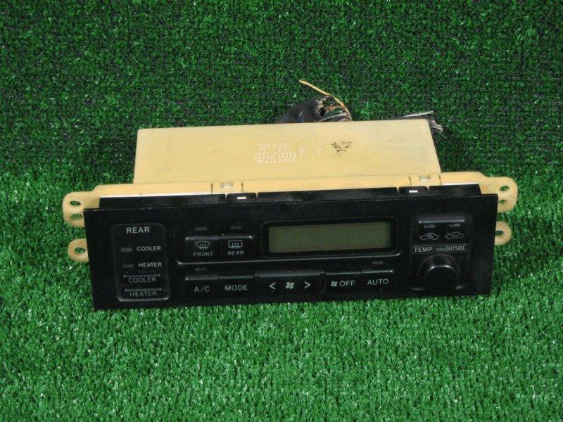 Климат-контроль Toyota Hiace Regius RCH47 3RZ-FE