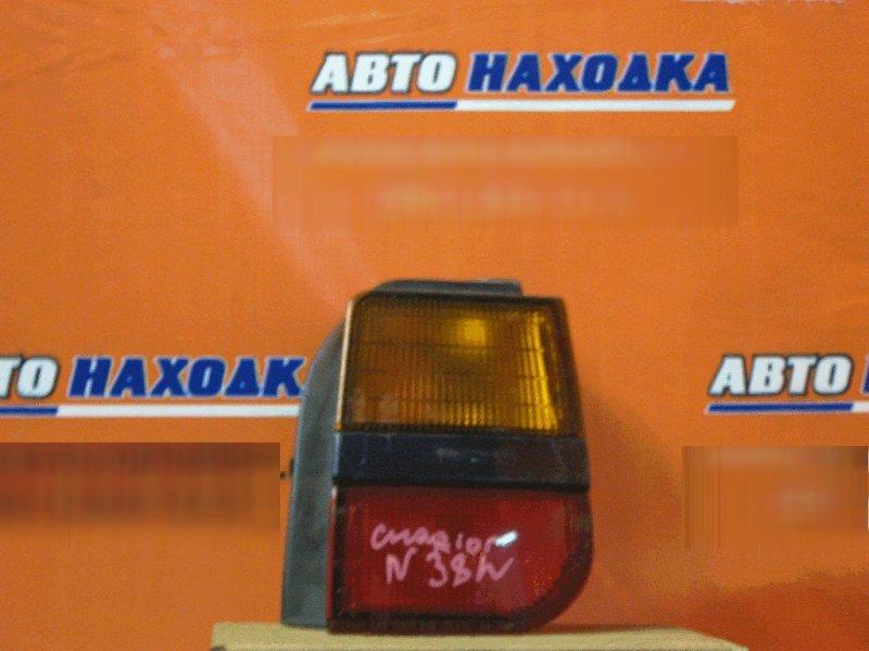 Фонарь задний Mitsubishi Chariot N33W 4G63 правый 1536 R 1992-1997