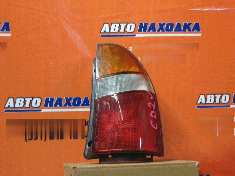 Фонарь задний Mitsubishi Libero CD2V 4D68T правый 1146