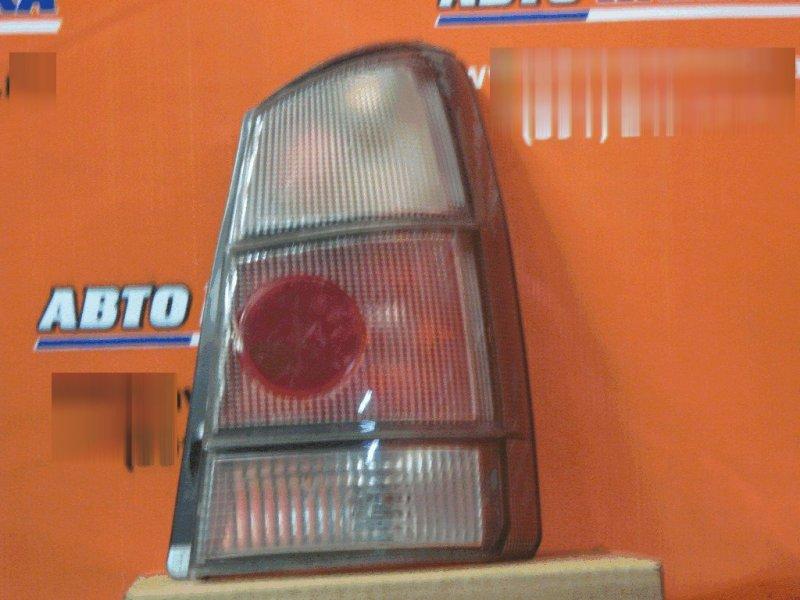 Фонарь задний Subaru Pleo RA1 EN07 правый 26071