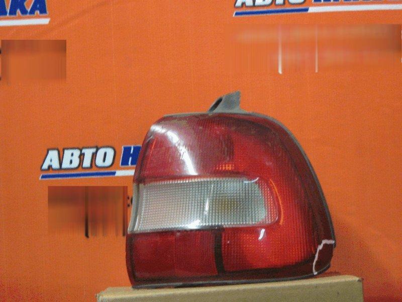 Фонарь задний Suzuki Cultus GC31W G15A правый 043-2140