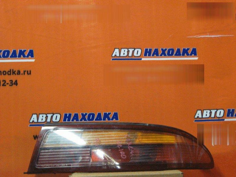 Фонарь задний Toyota Corolla Ceres AE101 5A-FE правый 12407