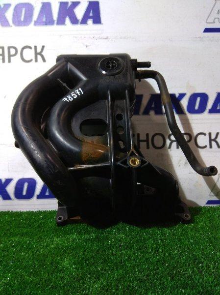Коллектор впускной Suzuki Wagon R MC21S K6A 2003 пластиковый, с ДВС Атмо. 2-х вальный с муфтой