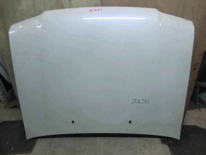 Капот Nissan Terrano Regulus JRR50 QD32ETI