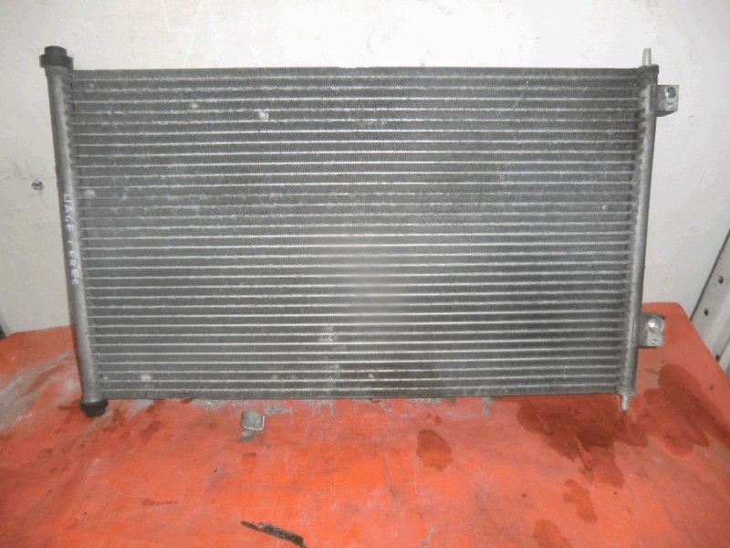 Радиатор кондиционера Toyota Corolla Ceres AE101 4A-GE