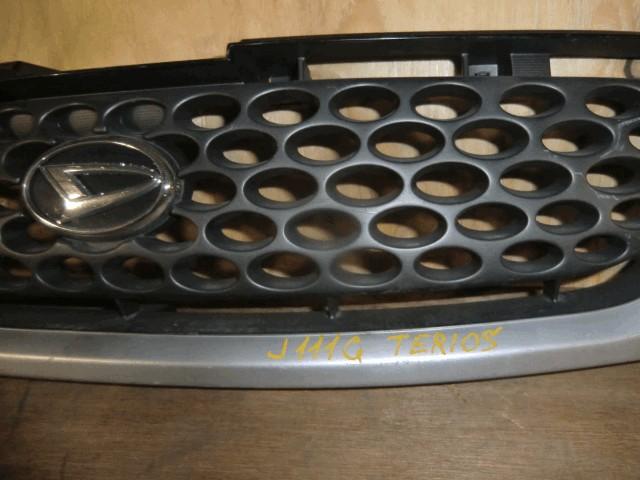 Решетка радиатора Daihatsu Terios J100G HC-EJ серая 1мод