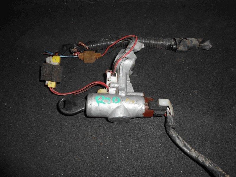 Замок зажигания Nissan Mistral R20 TD27TI с ключом