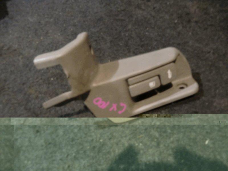 Ручка открытия багажника Toyota Mark Ii GX100 1G-FE