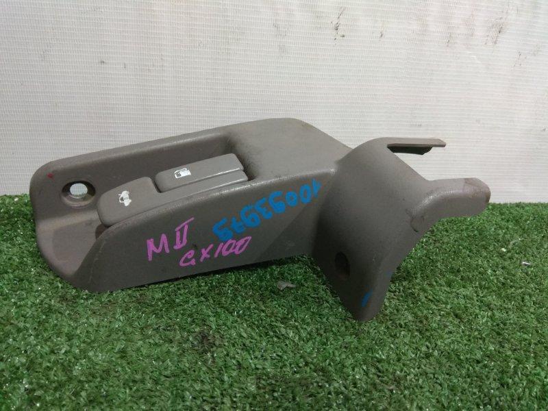 Рычаг открывания топливного бака Toyota Mark Ii GX100 1G-FE