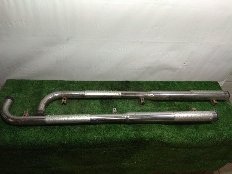 Порог Daihatsu Terios J100G HC-EJ трубы, комплект