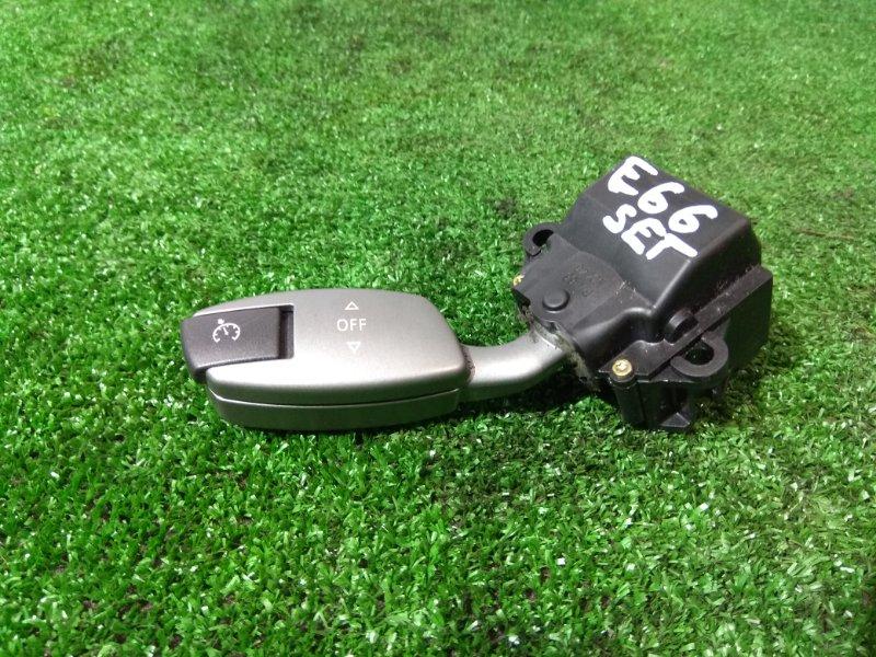 Переключатель подрулевой Bmw 740I E65 N62 B40A 2005 61316959986 Переключатель круиз контроля