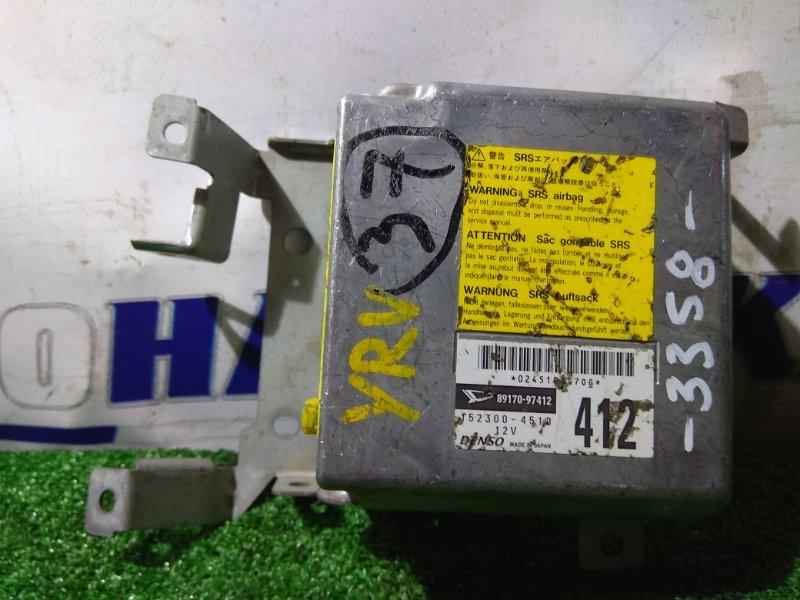 Компьютер Daihatsu Yrv M200G EJ-VE 89170-97412 блок SRS №89170-97412