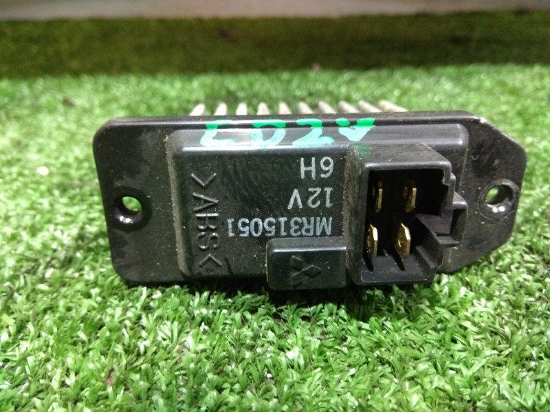 Реостат печки Mitsubishi Libero CD2V 4G15