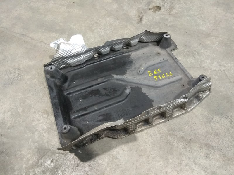Защита Bmw 740I E65 N62 B40A 2005 под АКПП