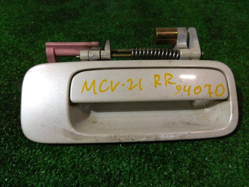 Ручка внешняя Toyota Windom MCV21 2MZ-FE 1996 задняя правая RR