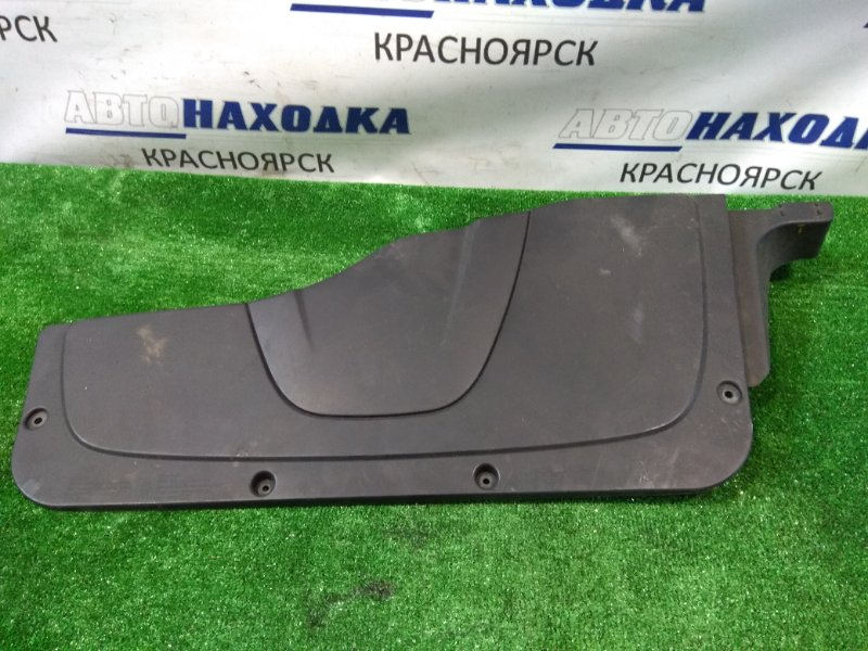 Крышка гбц Bmw 740I E65 N62 B40A 2005 17117510908 Крышка плиты двигателя (накладка перед ДВС