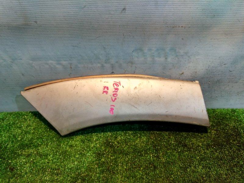 Накладка на крыло Daihatsu Terios J100G HC-EJ задняя правая ДЕФЕНДЕР!!!