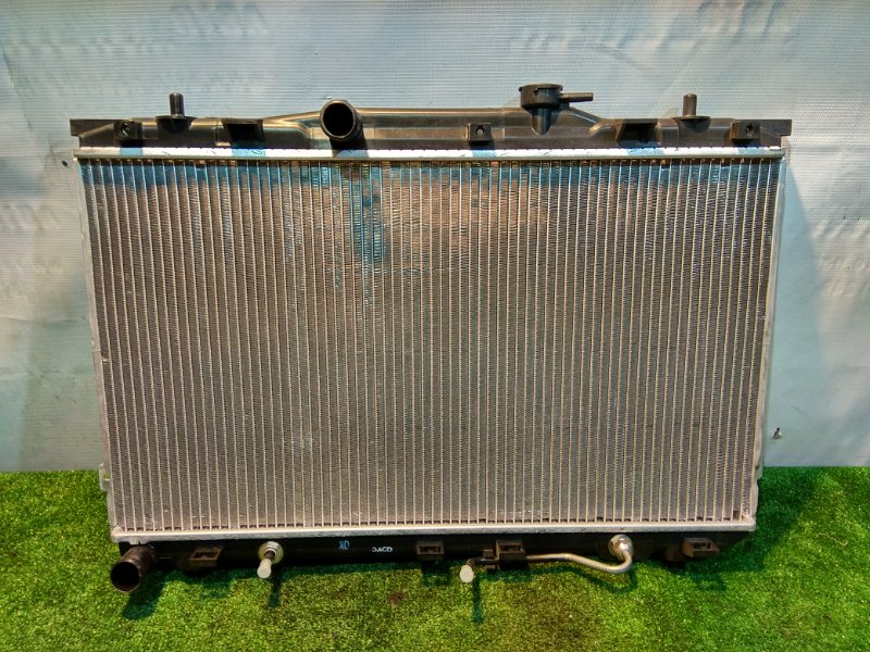 Радиатор двигателя Hyundai Elantra 1 253102D500 00 (2000-) [GEN2D0PA00] 253102D500