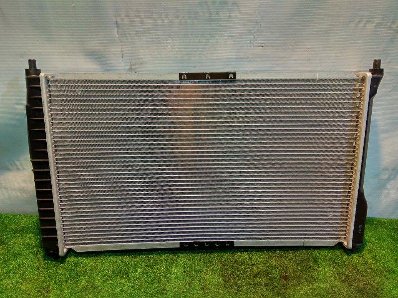 Радиатор двигателя Daewoo Leganza 1.5/1.6/1.8/2.0 R119 DAEWOO (Leganza (KLAV) 2.0 16V A/T; Nubira 1.5; 1.6; 1.8; 2.0; 2.2; A/T)
