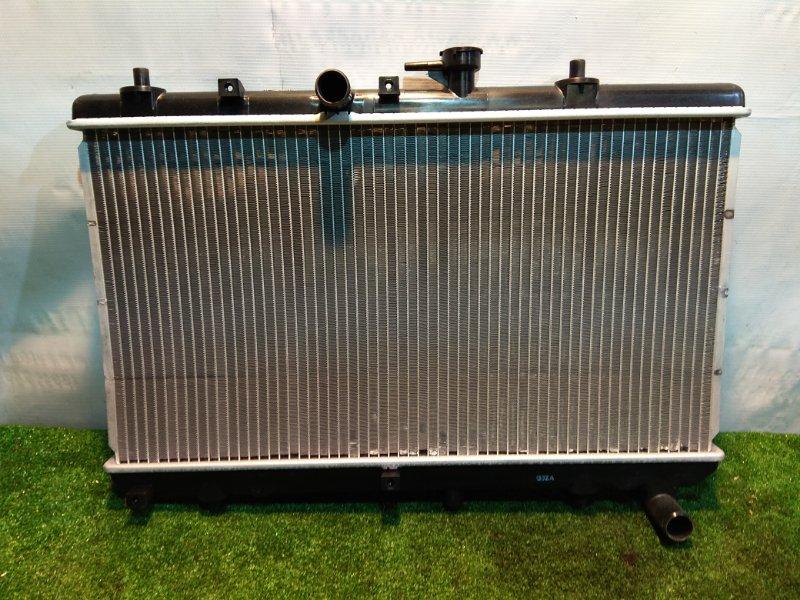 Радиатор двигателя Kia Rio 1.3/1.6 2000 R225 Радиатор KIA RIO 1.3 SOHC 00-05