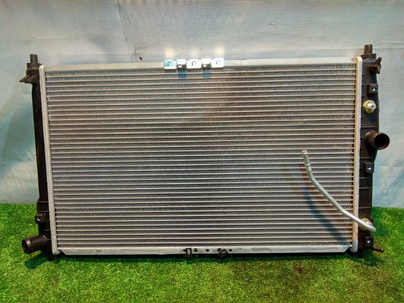 Радиатор двигателя Chevrolet Lanos T100 1.5/1.6 1997 96182260 Радиатор охлаждения Chevrolet Lanos (02-) АТ