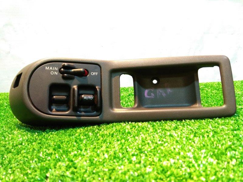 Блок управления стеклоподъемниками Honda City GA2 D13C 1988 передний правый 2ух дверка