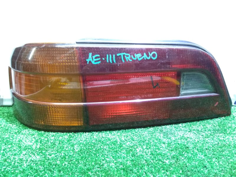 Фонарь задний Toyota Sprinter Trueno AE111 задний левый 12-426 L под полировку