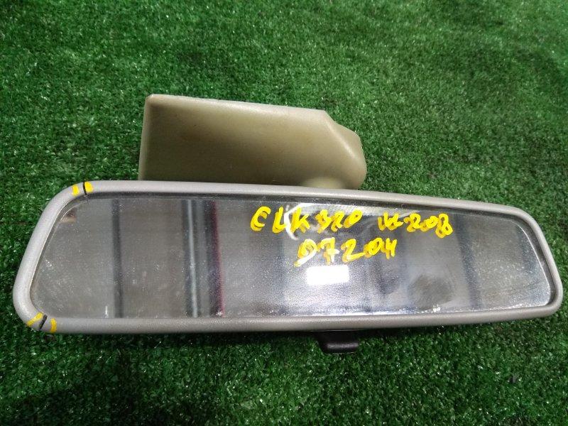 Зеркало салонное Mercedes-Benz Clk320 208.365 112.940 1997 слева трещина на пластике *