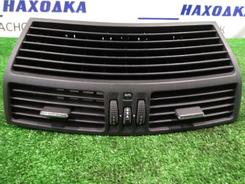Воздуховод Mercedes-Benz S500 220.175 113.960 1998 центральные дефлекторы обдува с панели