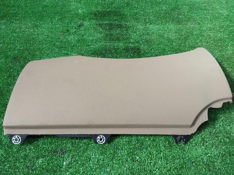 Airbag Bmw 735I E65 N62 B36A 2001 передний левый нижний 51457013022 КРЫШКА ПОДУШКИ БЕЗОПАСНОСТИ ДЛЯ КОЛЕН