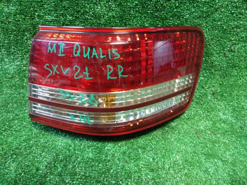Фонарь задний Toyota Mark Ii Qualis MCV20W 1MZ-FE задний правый 33-28 R 33-28, 1мод (М50)