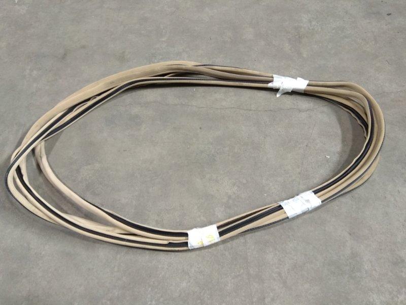 Уплотнитель Bmw 735I E65 N62 B36A 2001 комплект (4 шт.) уплотнителей дверных проемов