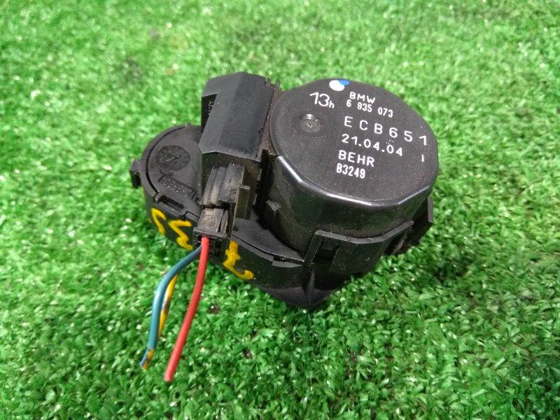 Привод заслонок отопителя Bmw 735I E65 N62 B36A 2001 64116935073 заслонки рециркуляции