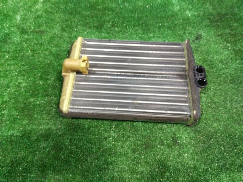 Радиатор печки Mercedes-Benz Clk320 208.365 112.940 1997 алюминиевый