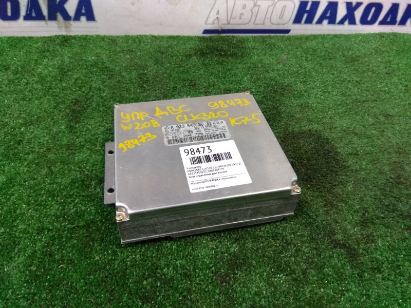 Компьютер Mercedes-Benz Clk320 208.365 112.940 1997 A0235459632 Блок управления двигателем