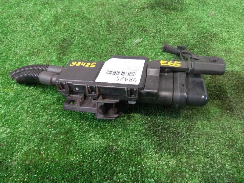 Клемма аккумулятора Bmw 735I E65 N62 B36A 2001 61138387568 силовая клеммная колодка с разъемом