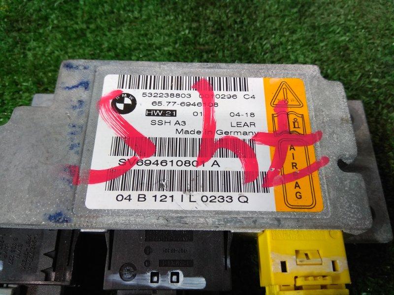 Компьютер Bmw 735I E65 N62 B36A 2001 65776946108 Датчик AIR BAG