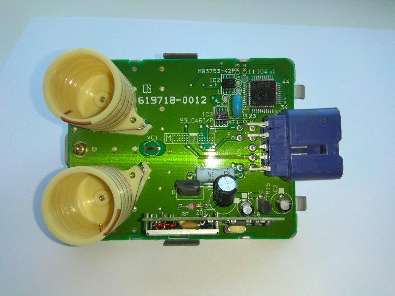 Компьютер Daihatsu Pyzar G301G 619718-0012, 619698-0051, ENW14501R блок управления замками