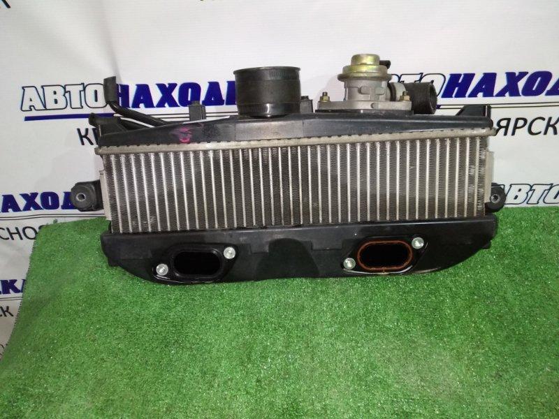 Радиатор интеркулера Subaru Forester SG5 EJ20 2005