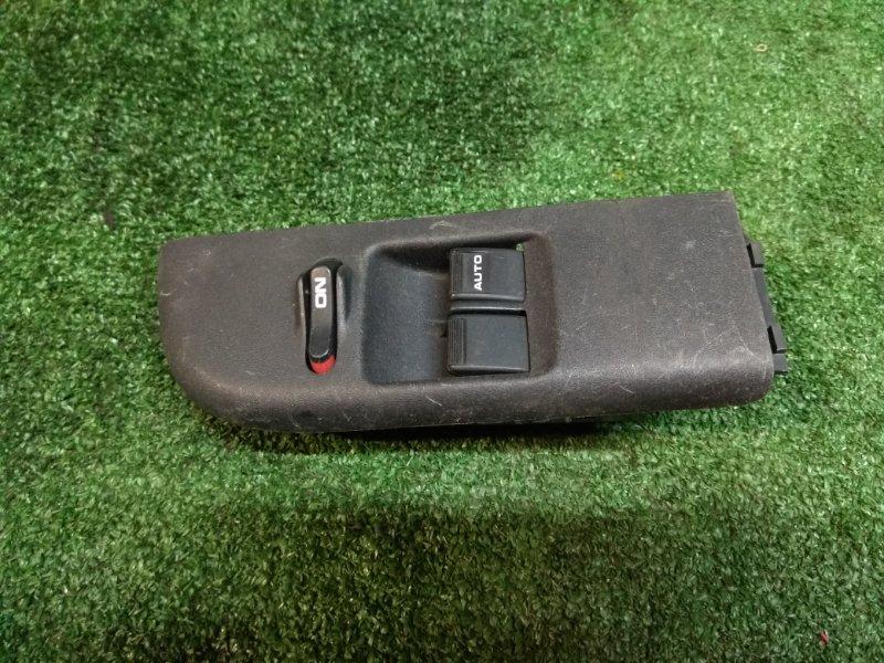 Блок управления стеклоподъемниками Honda Logo GA3 D13B передний правый FR k71 . на 2 кнопки