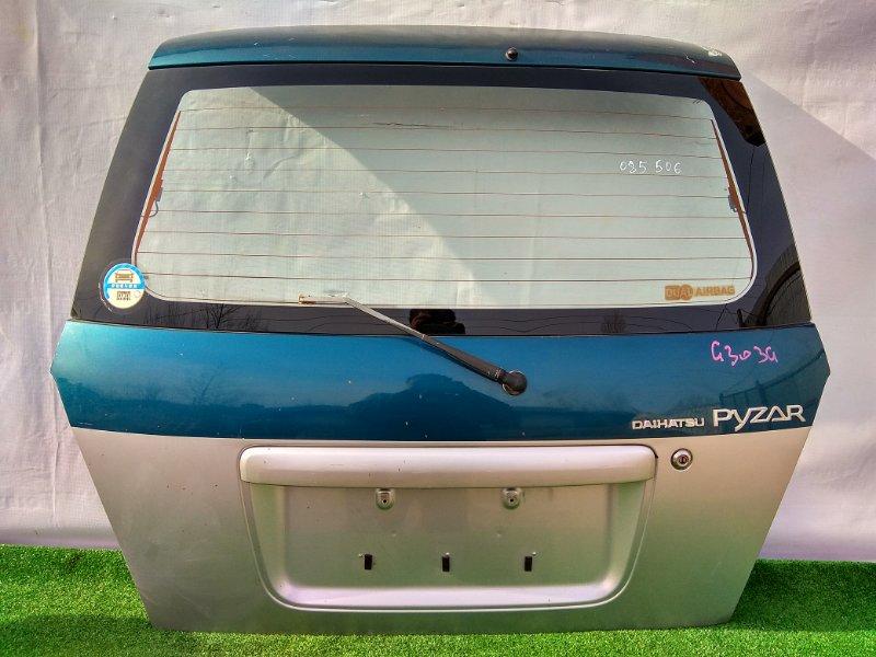 Дверь задняя Daihatsu Pyzar G303G HD-EP