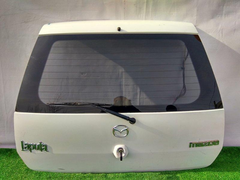Дверь задняя Mazda Laputa HP11S с ключом