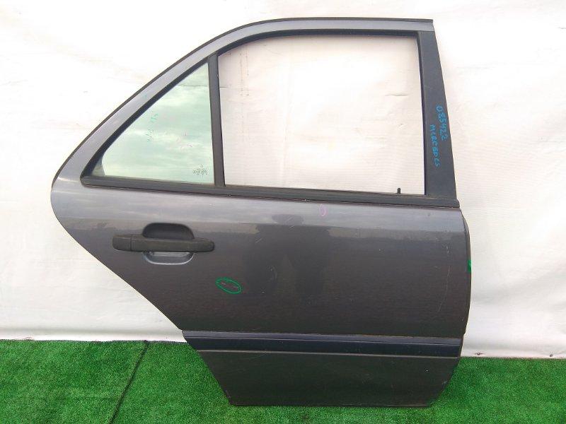 Дверь Mercedes-Benz 200 задняя правая