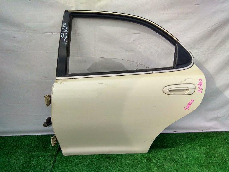 Дверь Mazda Eunos 500 CFEPE KF задняя левая