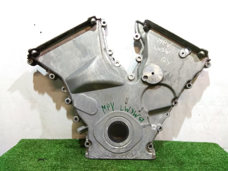 Лобовина двигателя Mazda Mpv LW3W GY 1999