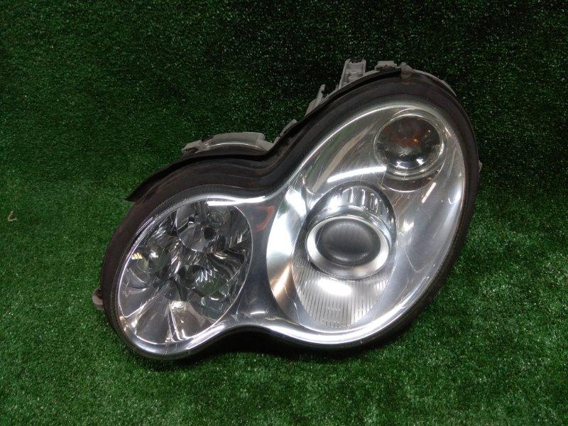 Фара Mercedes-Benz C240 203.061 112.912 передняя левая 0301166675 L ксенон/без блока и лампы , линза, 2 мод,
